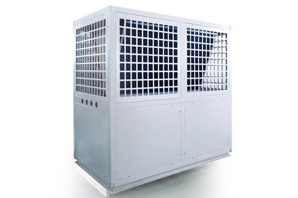 兆雪箱式U型风冷冷凝机组