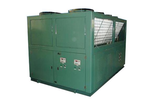 兆雪箱式V型风冷冷凝机组