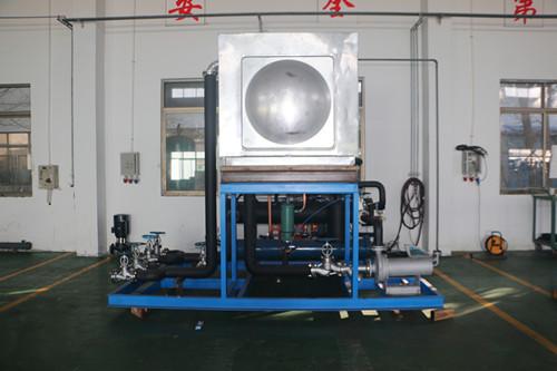 低温双级冷水机组(温度:-60~-25℃     制冷量:1.5~1000kw)